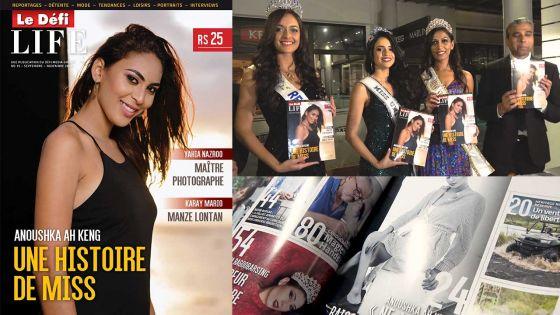 Lancement du nouveau numéro du magazine Le Défi Life