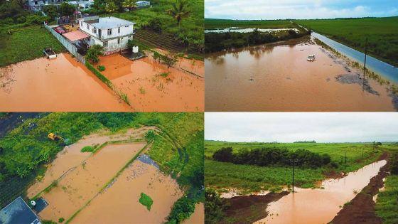 Intempéries : le nord de Maurice le plus touché