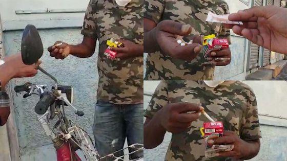 En ce temps de 'complete lockdown' : des cigarettes vendues au noir