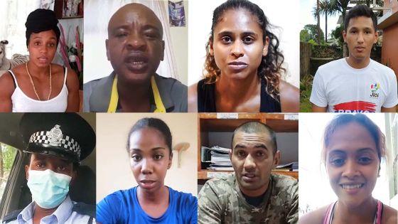 Confinement national – Messages des sportifs locaux aux Mauriciens