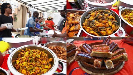 Journée de la culture rodriguaise : plats traditionnels et artisanat à l'honneur