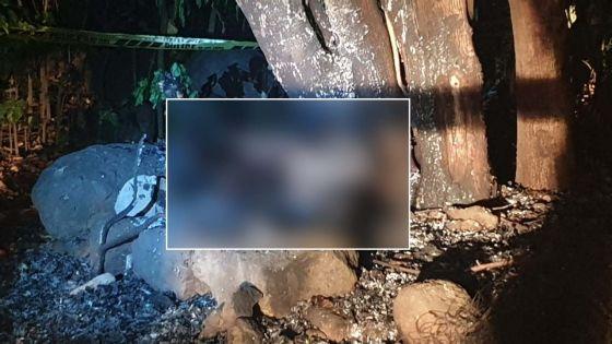 Corps brûlé à Sable-Noir : les conclusions de l'autopsie connues
