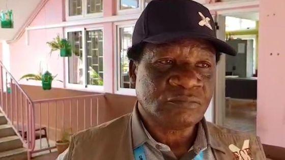 Le Dr Moffat Banda de la SADC «impressionné par le déroulement des élections»