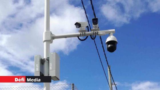 Safe City : une centaine de délits détectés par les caméras en un an