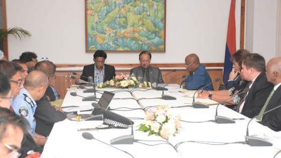 Sécurité maritime : «L'Océan Indien est devenue une plaque tournante du trafic de drogue», dit SAJ