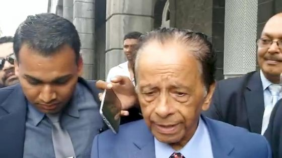 Post-élections 2019 - SAJ sur la défaite de Ramgoolam : «Mo mem dan mo karyer monn subir defet»