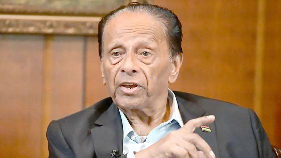 Sir Anerood Jugnauth :«On a un leadership fort»