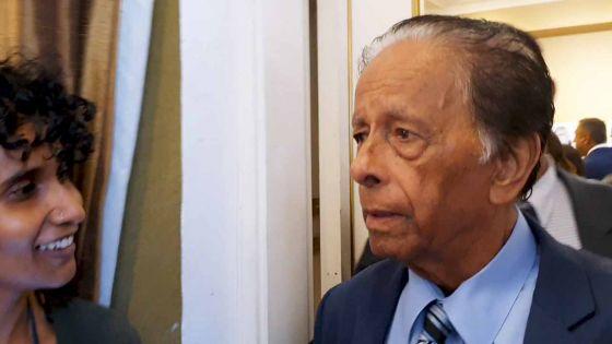SAJ à l'Assemblée nationale : «Mwa mo pena nanie pou dir […] mo nepli nanier aster»