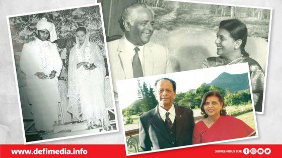 Lady Sarojini Jugnauth : «Je me retrouve seule»