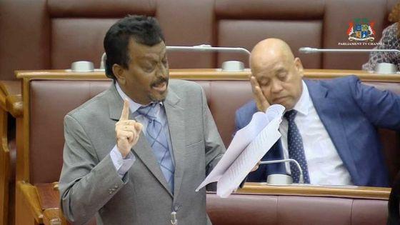 Salim Abbas Mamode : «Le Budget donne une indication que l'avenir ne sera pas radieux»