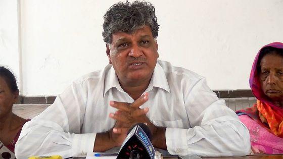Salim Muthy veut collaborer avec le gouvernement pour la mise en place d'un Hardship Fund pour les victimes du Sale by Levy