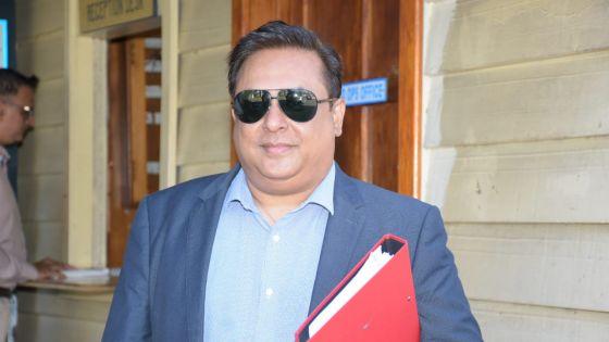 Complot allégué contre Sherry Singh: Me Samad Goolamally au CCID