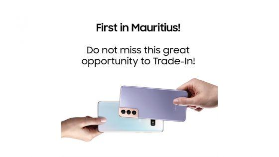 [Contenu sponsorisé] Samsung : un programme d'échange permet d'économiser Rs 10 000 sur la nouvelle série Galaxy S21