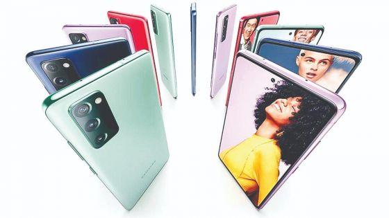 Samsung Galaxy S20 FE : La version presque allégée et plus flashy du S20