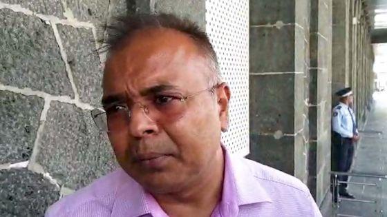 Législatives 2019 : «Zame ti mo bann proze revinn dimann enn deziem investitir», dit Sanjeev Teeluckdharry