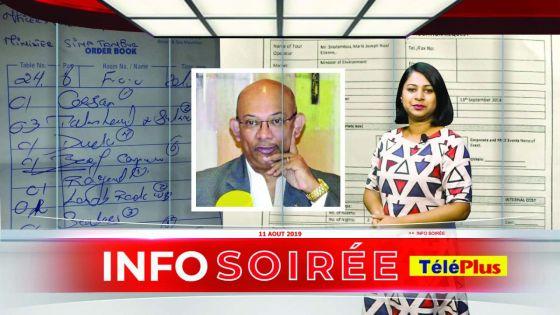 Controverse autour des factures non réglées à l'hôtel Maritim : Le ministre Sinatambou s'explique
