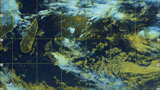 Météo : Danilo à 310 km de Maurice, des averses orageuses attendues ce dimanche