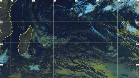 Météo : un assez fort anticyclone influence toujours le temps à Maurice