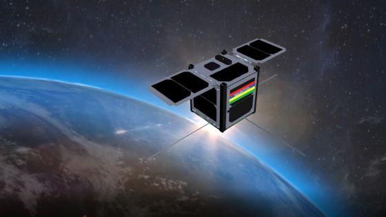 Entre Octobre ou Décembre 2019 : Un premier nano-satellite mauricien dans l'espace