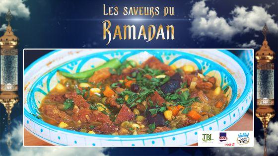 """Les """"Saveurs du Ramadan"""" : Tajine de bœuf"""