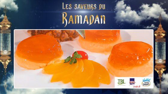 Les Saveurs du Ramadan : découvrez un Custard Jelly aux fruits avec Chef Shaheen
