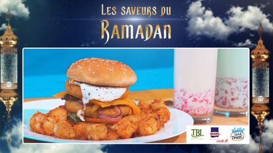 «Les Saveurs du Ramadan» : comment préparer un succulent burger et un bon alouda