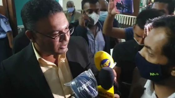 Abandon des poursuites contre Yogida Sawmynaden : «Se bann avoka ki pe touk touke…», dit l'ancien ministre du Commerce