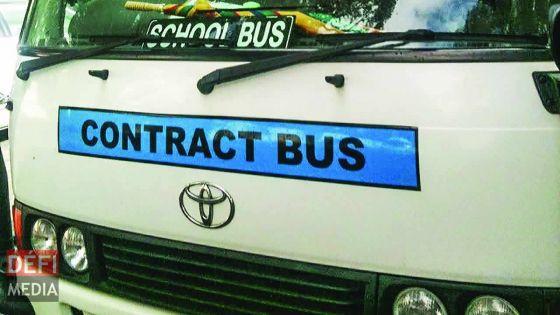 L'Association of School Bus Owners qualifie d'« injuste » la décision des autorités de permettre aux « contract vans » d'opérer comme van scolaire