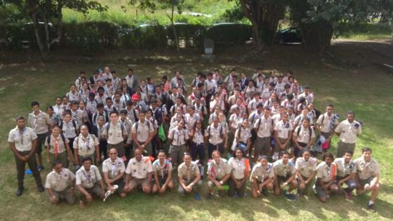 Scout un jour, scouts toujours : 137 Mauriciens au pays de l'Oncle Sam