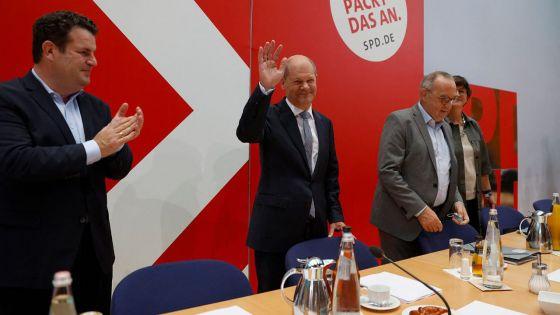 Allemagne : les sociaux-démocrates restent à la tête de Berlin