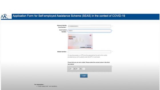 Self-Employed Assistance Scheme et Wage Assistance Scheme : des vidéos pour aider les demandeurs