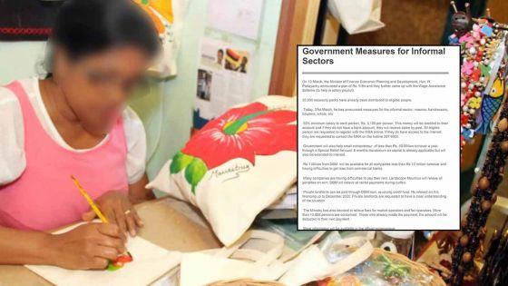 Couvre-feu sanitaire : voici le plan d'aide aux PME