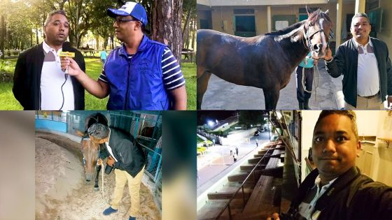 Hippisme - Selvom Mootien : Avoir un cheval est déjà une satisfaction personnelle