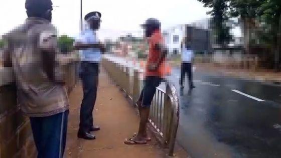 Petite-Rivière : deux hommes verbalisés pour non-respect du confinement