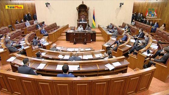 Parlement : la suspension contre Boolell, Bérenger et Bhagwan levée après la séance du 25 mai