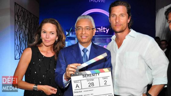 Film Serenity à Maurice : l'Economic Development Board réagit