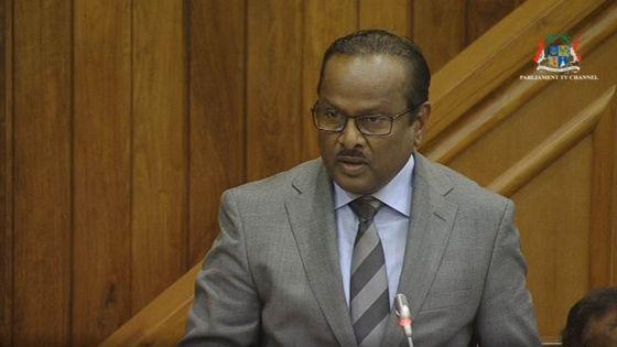 Débats budgétaires - Sudhir Sesungkur : «Les réserves de la Banque centrale vont continuer à s'accroître»
