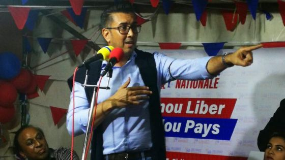 «Zamai mo pa oublie le no 13», affirme Shakeel Mohammed à Camp-Diable
