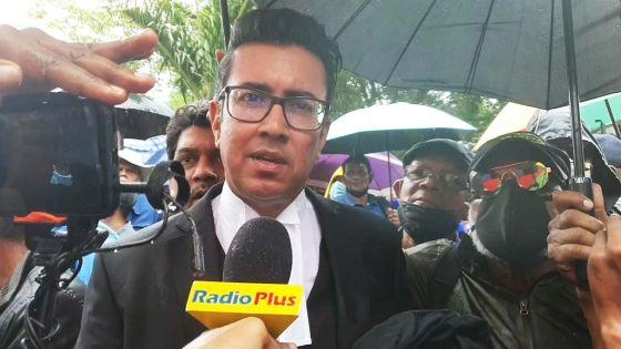 Shakeel Mohamed : «La police doit convoquer le ministre Sawmynaden et l'interroger under warning»