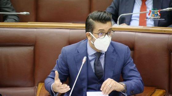 «Met enn lastoplas lor mo labous pou aret fatigue zot...» : Shakeel Mohamed réagit après sa suspension