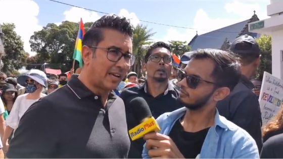 Shakeel Mohamed : «Ce n'est pas une marche insignifiante. Loin de là !»