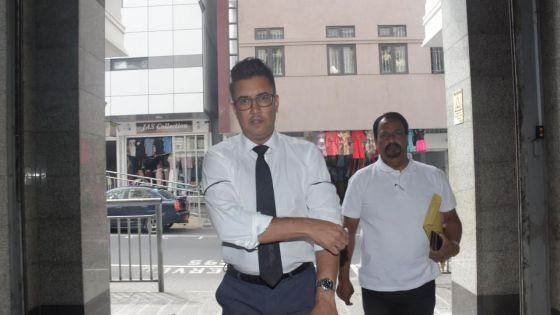 Bulletin de vote retrouvé : Shakeel Mohamed est arrivé à la Commission électorale