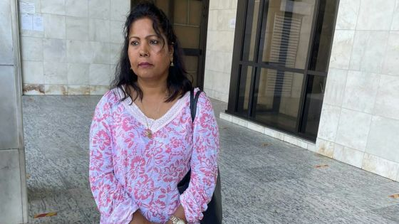 La veuve de Soopramanien Kistnen loge une Private Prosecution contre le ministre Sawmynaden