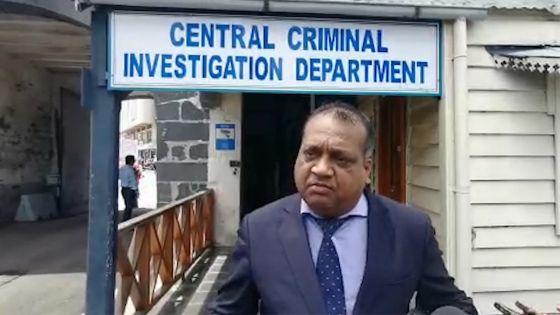 «Chemin de trois kilomètres» : Sham Mathura porte plainte au CCID et parle de «slip of the tongue»
