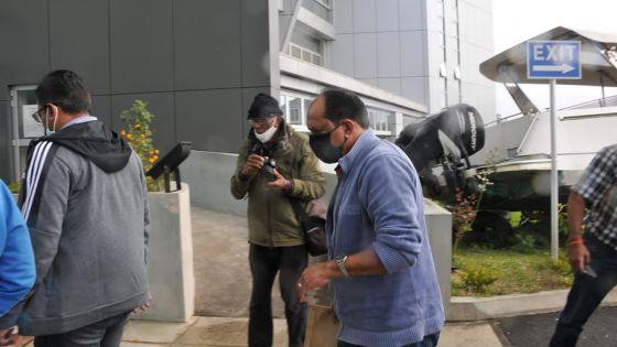 Affaire St Louis : Des documents saisis par l'ICAC au domicile de Shamshir Mukoon