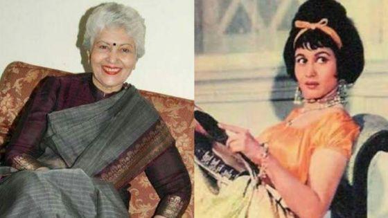 Bollywood : décès de l'actrice Shashikala à l'âge de 88 ans