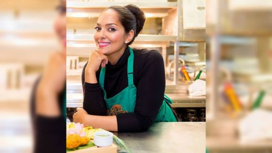Shelina Permalloo : Promouvoir la cuisine mauricienne en Angleterre