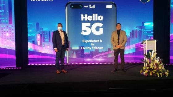 Mauritius Telecom lance son réseau de 5G