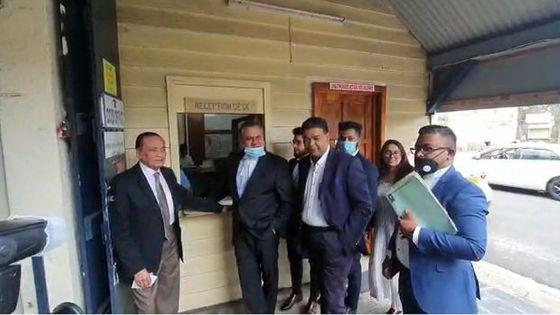 Complot allégué dans l'affaire «Sherry Gate» : politiciens et journalistes bientôt entendus par le CCID