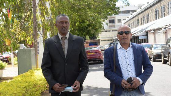 «Violente altercation» à la MBC : Shiam Persand porte plainte contre Anooj Ramsurrun au CCID
